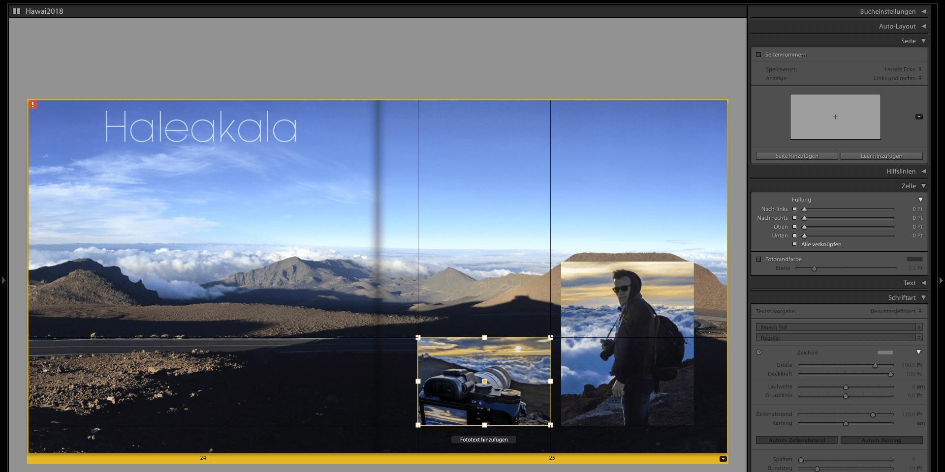Lightroom Akademie IV: Ausgabe, Fotobuch und Präsentation
